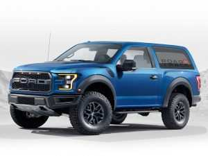 48 Best New 2020 Ford Bronco Specs Interior