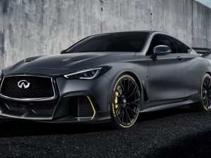New Infiniti Coupe 2020