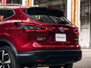 48 Best Nissan Rogue 2020 Canada Exterior and Interior