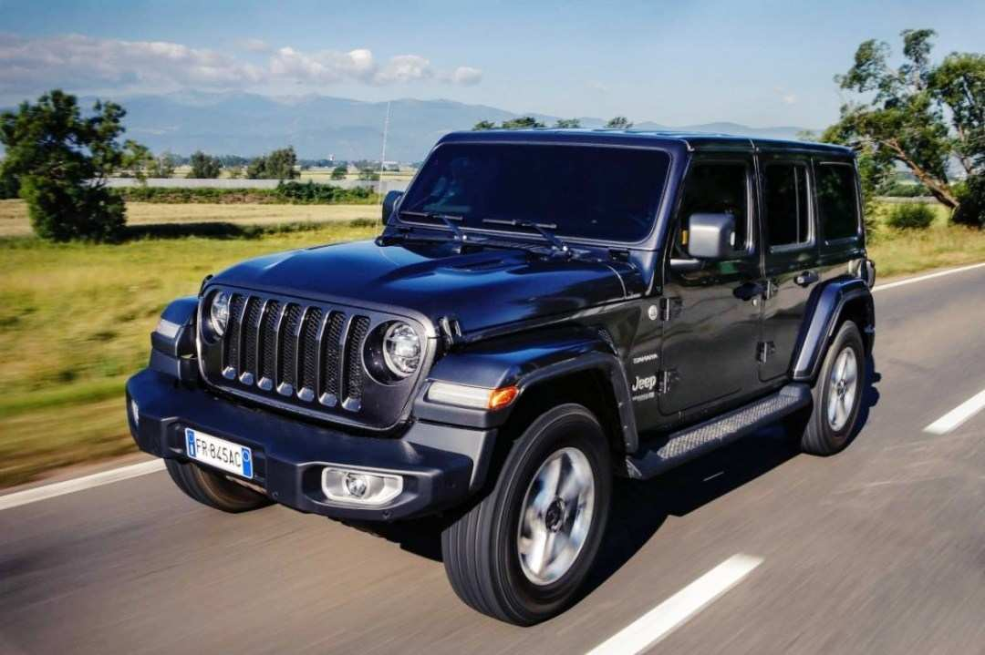 48 New 2019 Jeep Wrangler Diesel Redesign And Review