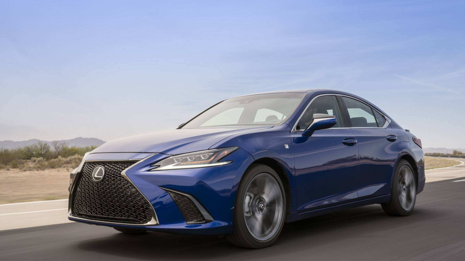 48 New 2019 Lexus Availability Engine