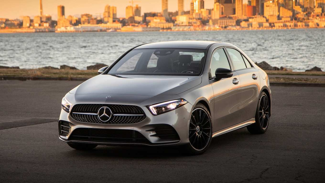 48 New 2019 Mercedes A Class Usa Pictures