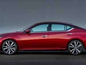 48 New 2019 Nissan Altima News Research New