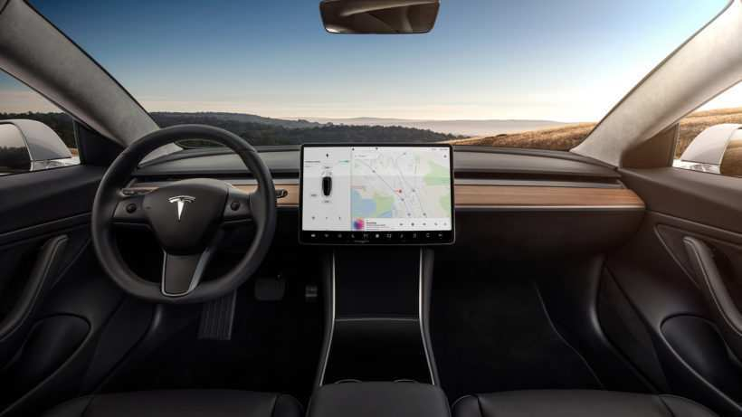 48 New 2019 Tesla Model 3 Redesign and Review