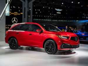 48 New 2020 Acura Mdx Release Date Images