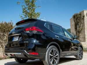 48 New 2020 Nissan X Trail Concept and Review