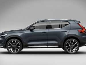 48 New 2020 Volvo Xc40 Plug In Hybrid Picture