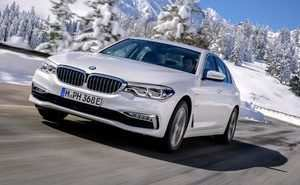 48 New BMW New 5 Series 2020 Review