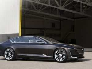 48 New Cadillac Xts 2020 Release Date