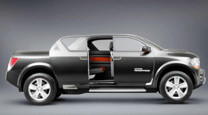 48 New Dodge Rampage 2020 Performance And New Engine