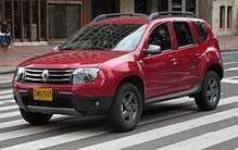 48 New Renault Duster 2019 Colombia Redesign and Review