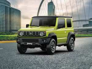48 New Suzuki Jimny 2019 Interior Exterior and Interior