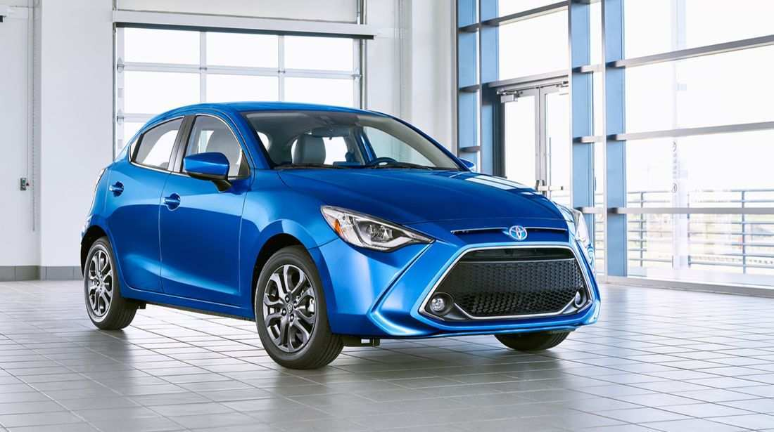 48 New Toyota Yaris 2020 Europe Pictures