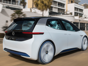 48 New Volkswagen Elettrica 2020 Concept and Review