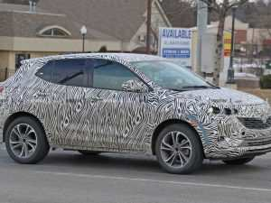 48 New What Will The 2020 Buick Enclave Look Like Model