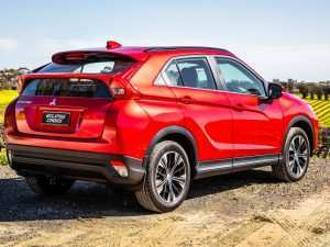 48 The 2019 Mitsubishi Cross Specs
