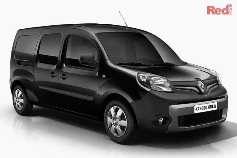 48 The 2019 Renault Kangoo Pictures