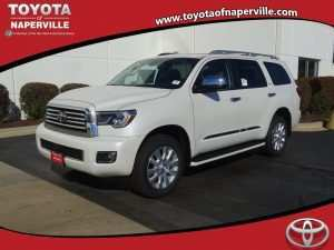 48 The 2019 Toyota Sequoia Spy Photos Exterior