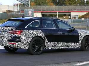 48 The 2020 Audi A6 Allroad Usa Overview