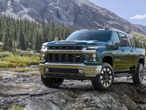 48 The 2020 Chevrolet Silverado 2500Hd For Sale Style