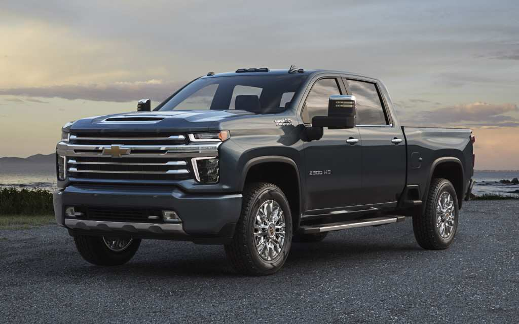 48 The 2020 Gmc 2500 New Body Style Price And Release Date