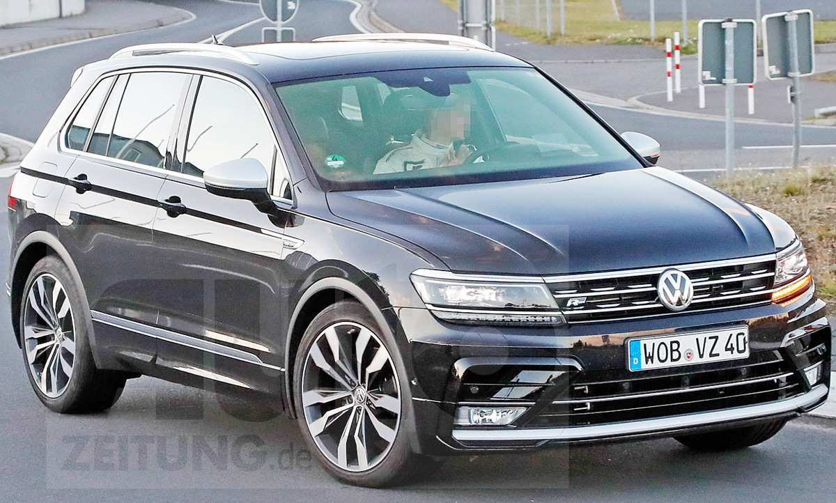 48 The 2020 Volkswagen Tiguan Overview