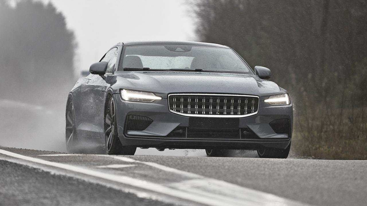 48 The 2020 Volvo Electric Engine