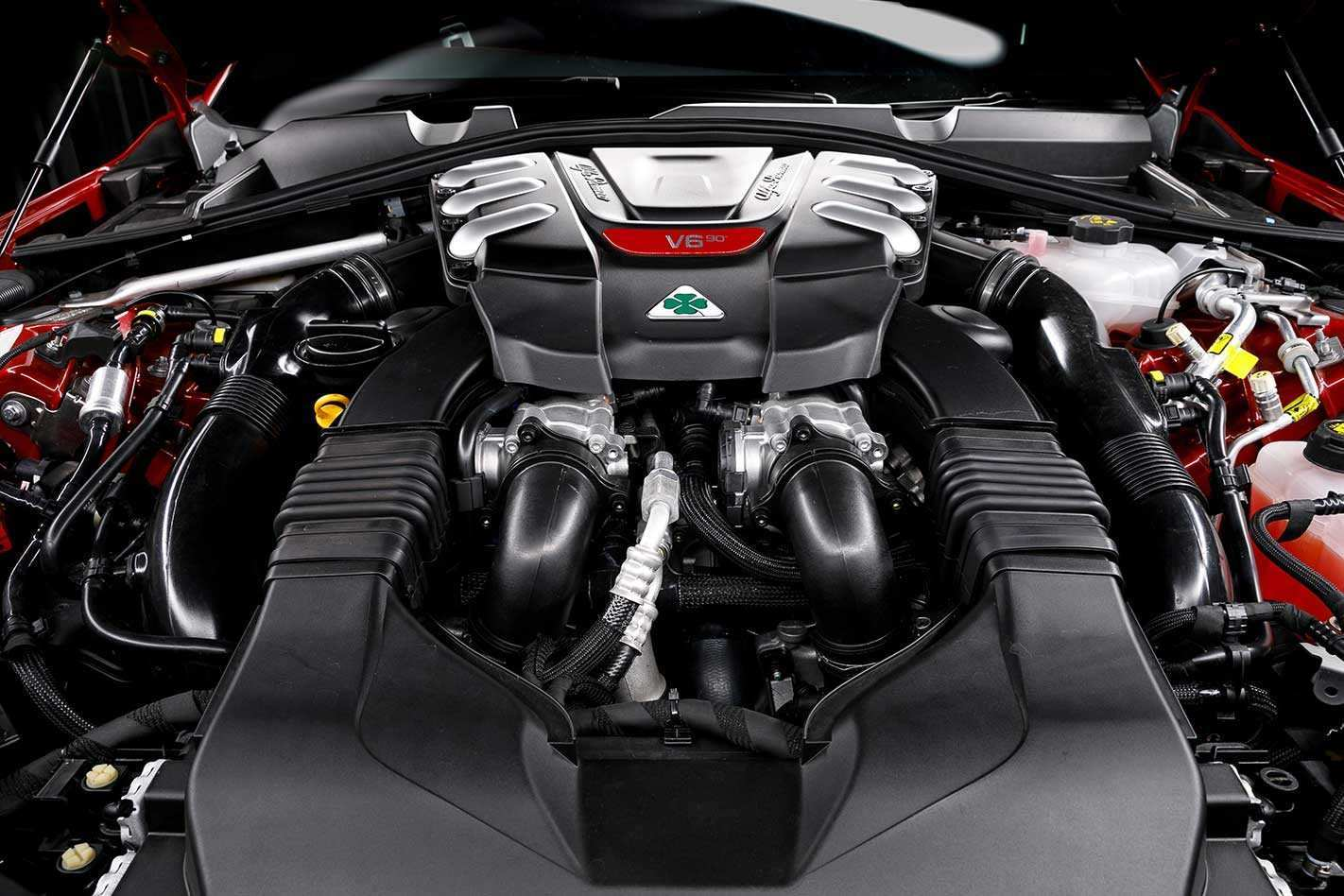 48 The Alfa 6C 2020 Performance And New Engine