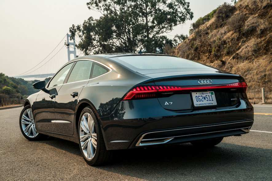 48 The Best 2019 Audi A7 Debut Price Design and Review