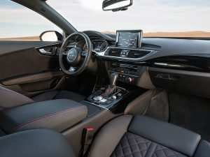 48 The Best 2019 Audi A7 Interior Prices