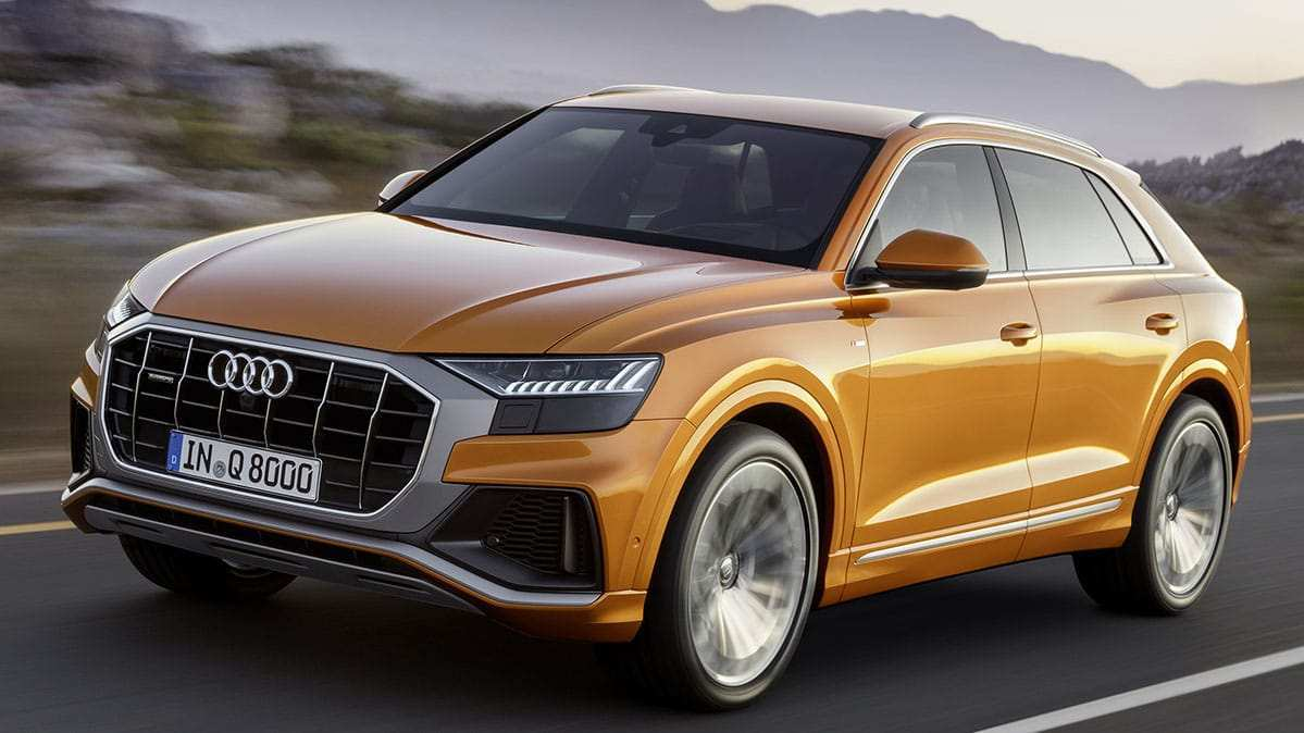 48 The Best 2019 Audi Q5 Price and Release date