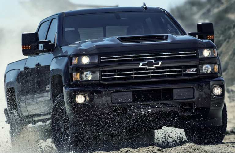 48 The Best 2019 Chevrolet 2500 Duramax New Model and Performance