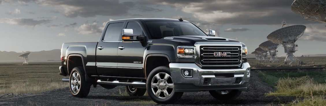 48 The Best 2019 Gmc 2500 Price Exterior And Interior