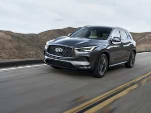 48 The Best 2019 Infiniti Qx50 Dimensions First Drive