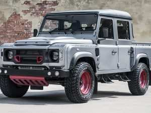 48 The Best 2019 Land Rover Defender Ute Price Design and Review