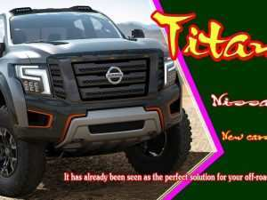 48 The Best 2019 Nissan Titan Nismo Pictures