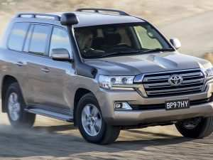 48 The Best 2019 Toyota Land Cruiser 300 Series Picture