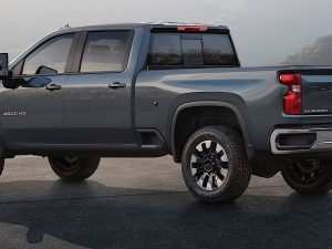 48 The Best 2020 Chevrolet Silverado Hd Teased New Model and Performance