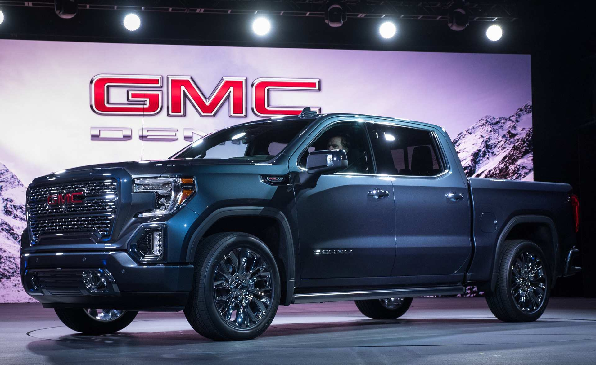48 The Best 2020 Gmc Sierra 1500 Limited Review And Release Date