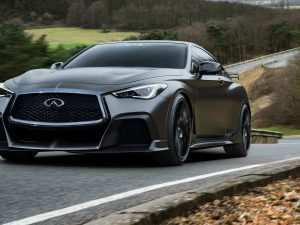 48 The Best 2020 Infiniti Sports Car Research New