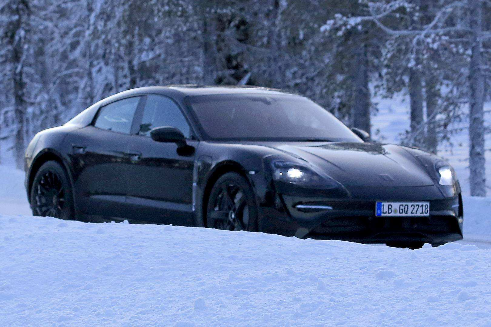 48 The Best 2020 Porsche Mission E Performance And New Engine