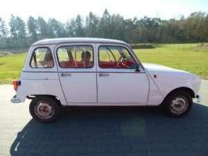 New 2019 Renault 4