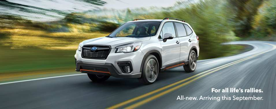 48 The Best Subaru Canada 2020 Release Date And Concept