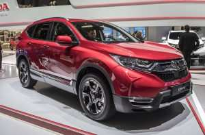 48 The Best When Will 2020 Honda Crv Be Released First Drive
