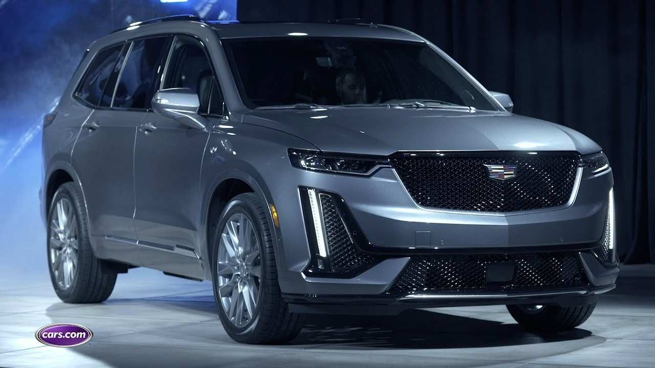 48 The Cadillac Xt6 2020 Youtube Price And Release Date