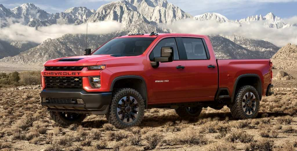 48 The Chevrolet Pickup 2020 Redesign and Concept