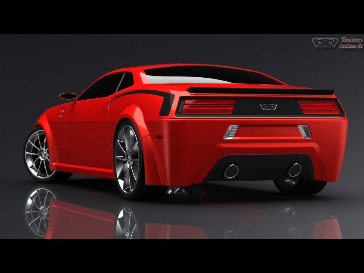 48 The Dodge New Muscle Car 2020 Release