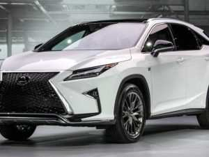 48 The Lexus Rx 350 Changes For 2020 Exterior