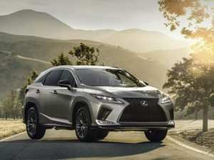 48 The Lexus Rx 350 Changes For 2020 Interior
