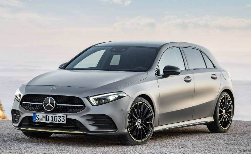 48 The Mercedes 2019 A Class Redesign